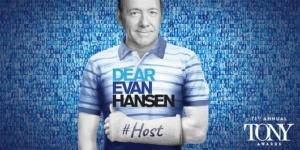 Kevin Spacey, Dear Evan Hansen