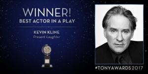 Kevin Kline, Present Laughter