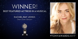 Rachel Bay Jones, Dear Evan Hansen