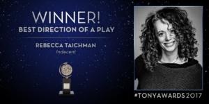 Indecent, Rebecca Taichman