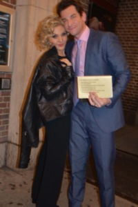 Orfeh, Andy Karl