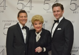Michael Feinstein, Marilyn Maye, Jason Danieley