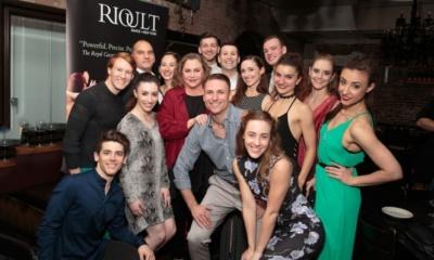 Kathleen Turner, RIOULT Dance NY