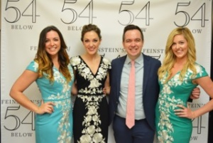 The Broadway Princess Party- Desi Oakley, Laura Osnes, Benjamin Rauhala, Taylor Louderman
