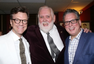 Jim Caruso, Jim Brochu, Billy Stritch