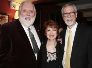 Jim Brochu, Donna McKechnie, Steve Schalchlin