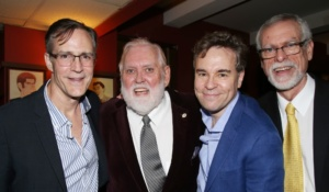 Howard McGillin, Jim Brochu, Richard Samson, Steve Schalchlin