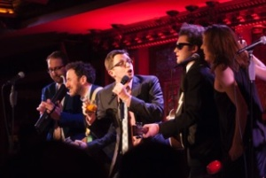 Joe Iconis, Rokicki, Mike Rosengarten, Will Roland, Jared Weiss, Liz Lark Brown