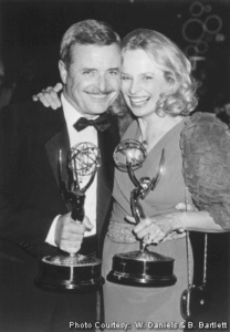 William Daniels, Bonnie Barrett