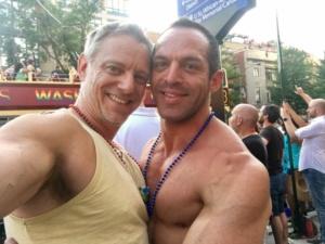 Gay Pride Washington, Steve Ross