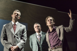 Russell Tovey, Nathan Lane, Denise Gough
