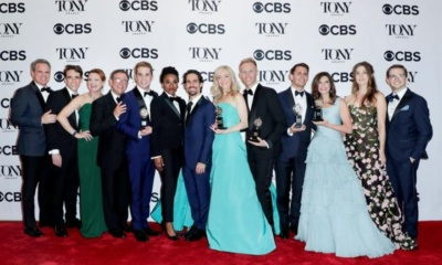 Dear Evan Hansen, Tony Awards