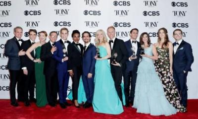 Dear Evan Hansen, Tony Awards