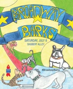 Bernadette Peters, Mary Tyler Moore, Broadway Barks