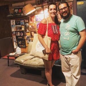 Julia Murney, Jamie Lozano