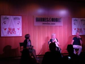 Patti LuPone, Christine Ebersole, Scott Frankel