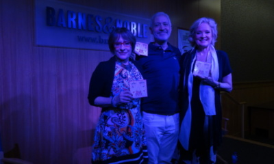Patti LuPone, Scott Frankel, Christine Ebersole
