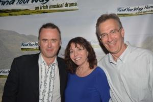 Jimmy Kelly, Anita Daly, Jeff Strange
