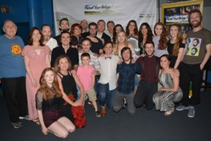 Jeff Strane, Jimmy Kelly with the cast Andrew Holden, Alex Sharpe, Kevin Fagan, Sarah Gannon, Adam O'Brien, Brian Tuohy, Grace Collender, Elaine O'Hara, Julie Power, Michael Hayes, Aileen Donahoe, Jim France, Derek Collins, David Doyle, Patrick Kelliher, Eoin Gleeson, Colm Lombard, Michael Joseph O'Brien, Brody Landy, Donna Roche, Phoebe Dipple, Sinead O'Donovan, Jessica Hayes