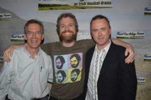 Jeff Strange, Andrew Holden, Jimmy Kelly