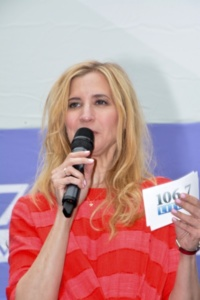 Christine Nagy 106.7 Lite FM's host