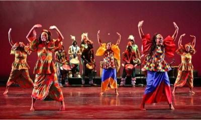 Troupe Da Da African Dance And Drum Ensemble