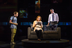 Ben Platt, Jennifer Laura Thompson, Michael Park