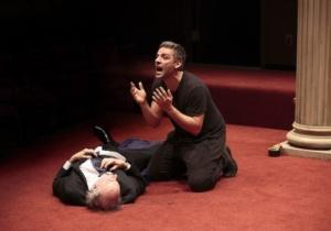 Peter Friedman, Oscar Isaac