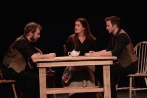 Andrew Holden, Sarah Gannon, Kevin Fagan