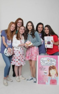 Ksenia Nakonechny (Sadie), Madison Mullahey (Kylie), Carrie Berk (Kylie), Miranda Jo (Lexi), Merin McCallum (Jenna). Photo: Nathan Yungerberg