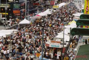 Street Fairs