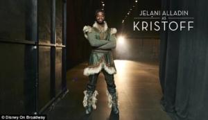 Jelani Aladdin, Kristoff