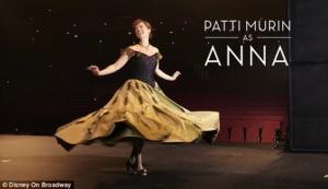 Patti Murin, Anna