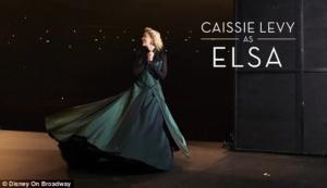 Cassie Levy, Elsa