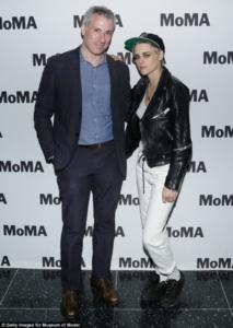 MOMA, Josh Siegel, Kristen Stewart