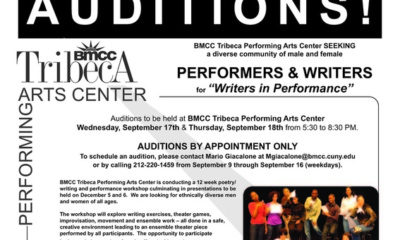 BMCC Tribeca Performing Arts Center