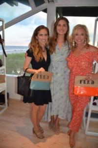 Ashley Bush,Lauren Bush , Sharon Bush