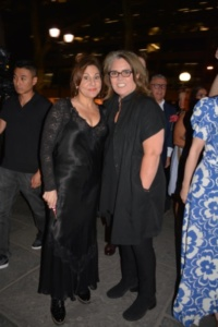 Kathy Najimy and Rosie O'Donnell