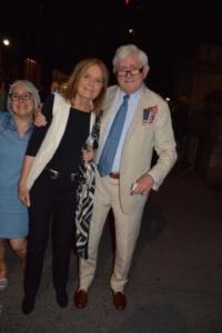 Gloria Steinem, Phil Donahue