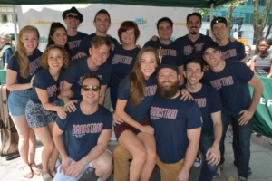 Laura Osnes, Corey Cott ,Bandstand,Joe Carroll, Brandon J.Ellis, James Nathan Hopkins, Geoff Packard, Joey Pero, Carleigh Bettiol, Mary Callanan, Max Clayton, Patrick Connaghan, Andrea Dotto, Andrew Leggieri, Erica Mansfield, Kevyn Morrow, Becca Petersen, Keven Quillon, Ryan VanDenBoom