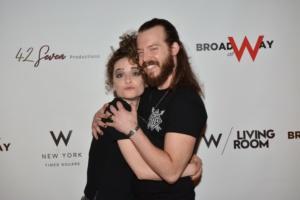 Cathryn Wake and Brad Giovanine