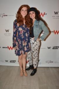 Courtney Bassett, Ashley Perez Flanagan