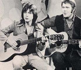 David Cassidy, Glen Campbell