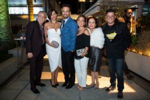 Luis Miranda, Vanessa Nadal-Miranda, Lin-Manuel Miranda