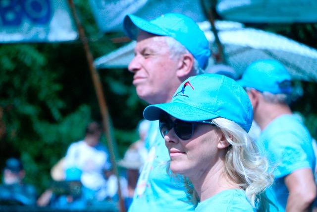 Mark Green and Erika Katz