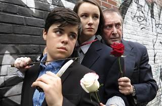 Joe Clancy, Erin Noll, Bill Green