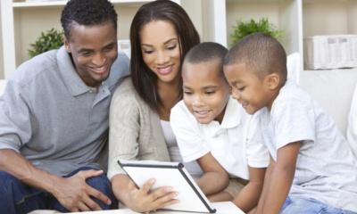 Family smart phones