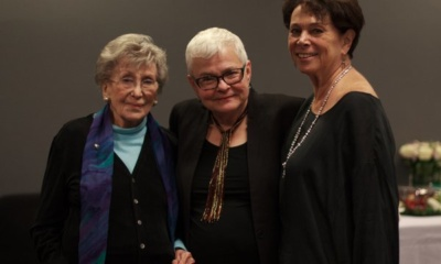 Betty Corwin, Paula Vogel, Linda Winer