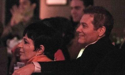 Liza Minelli, Michael Feinstein