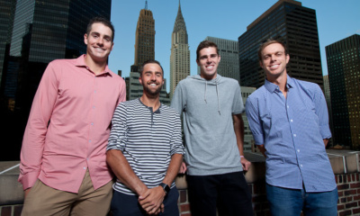 John Isner, Steve Johnson, Reilly Opelka, Sam Querrey